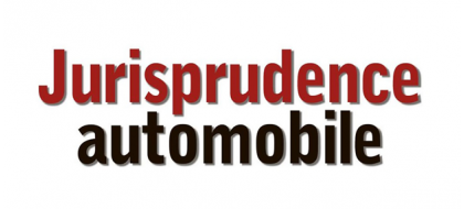 Jurisprudence automobile